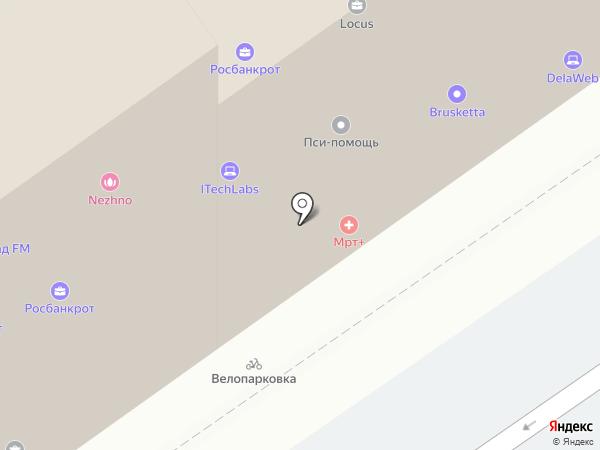 МедиаСети, ЗАО на карте Волгограда