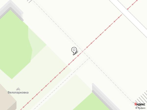 БульВарКафе на карте Волгограда