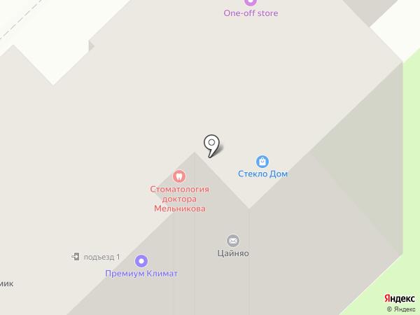 Жар-птица на карте Волгограда