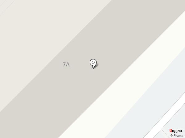 Департамент муниципального имущества на карте Волгограда