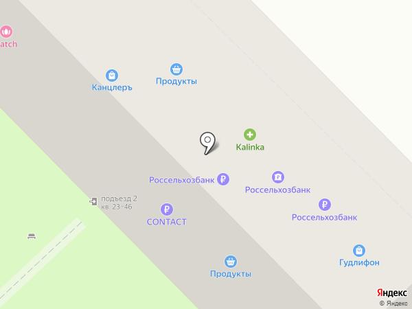Социальный на карте Волгограда