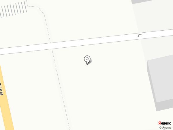 ТМ-Авто на карте Волгограда
