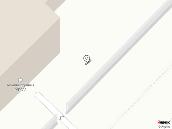 Музей Водоканала на карте Волгограда