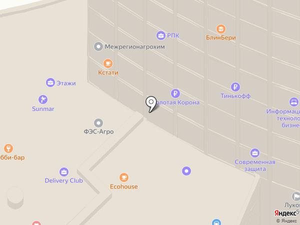 HOUDINI на карте Волгограда