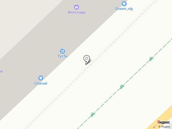 Твои Двери на карте Волгограда