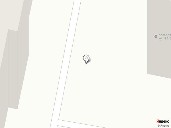 Кондитерская лавка на карте Волгограда