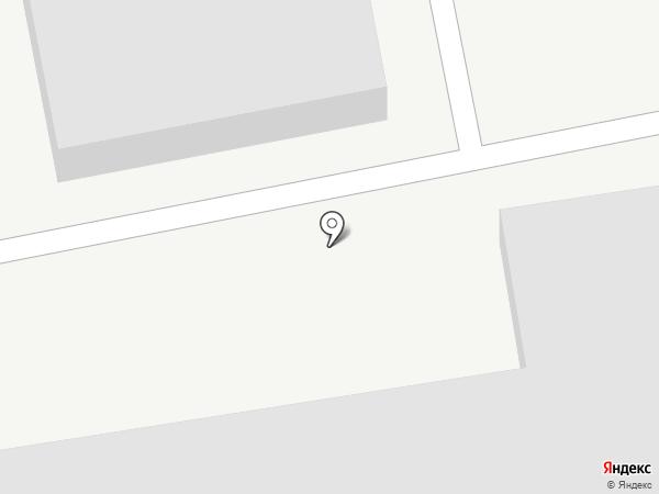 Строитель на карте Волгограда