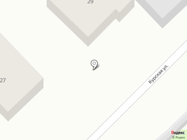 Альфа-Дент на карте Волгограда