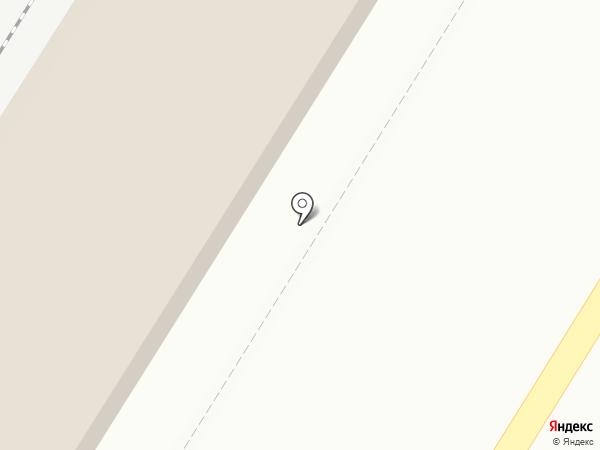 Магазин канцелярских товаров на карте Волгограда