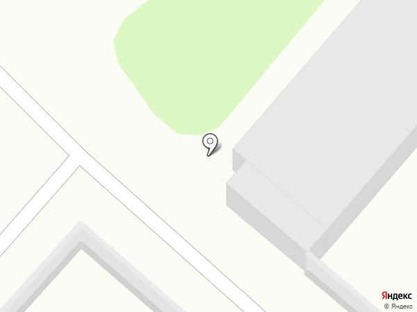 Форте на карте Волгограда