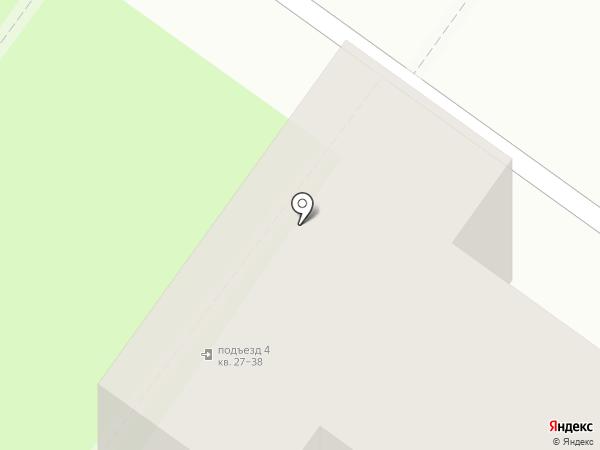 Волгофлот на карте Волгограда