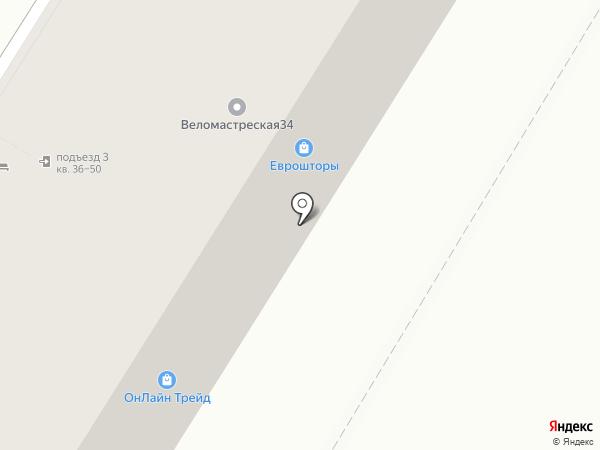 Lamoda.ru на карте Волгограда