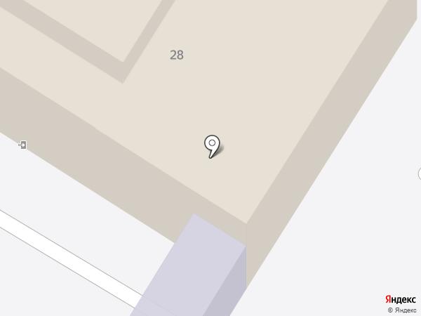 Политехник на карте Волгограда