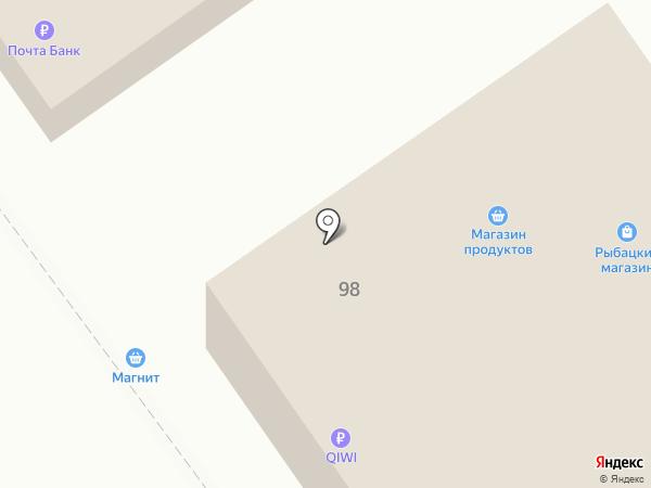 Мебельный двор на карте Волгограда