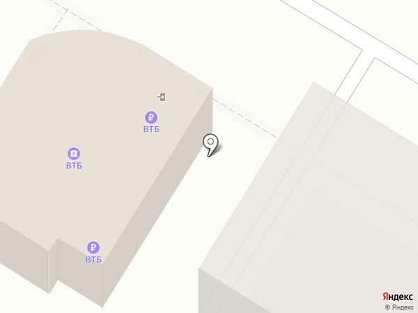 Банк ВТБ 24, ПАО на карте Волгограда