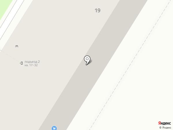 Электроник на карте Волгограда