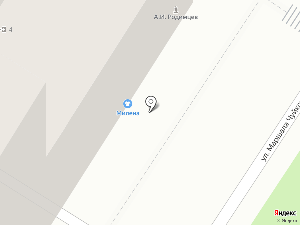 White & Smile на карте Волгограда