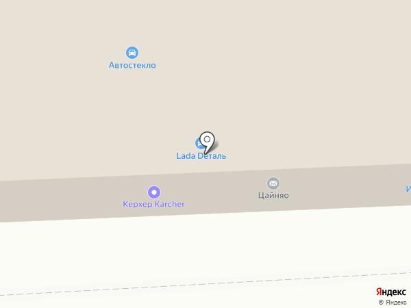 Би-Би на карте Волгограда