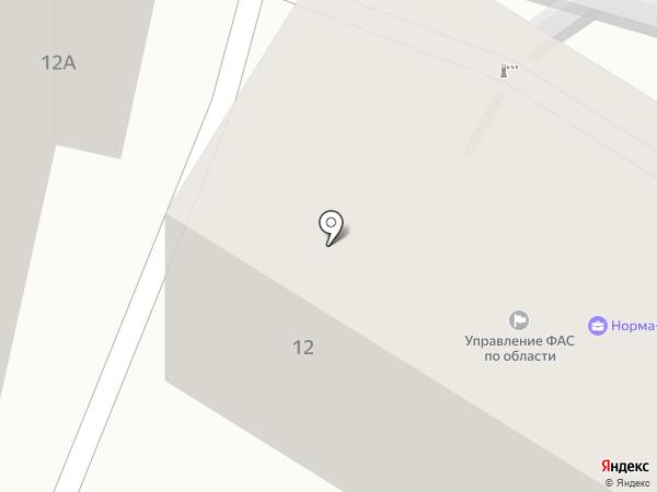 Микс на карте Волгограда