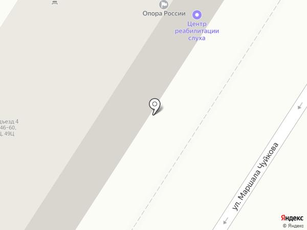 Mouzenidis Travel на карте Волгограда