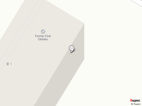 Family Club Oblako на карте Волгограда