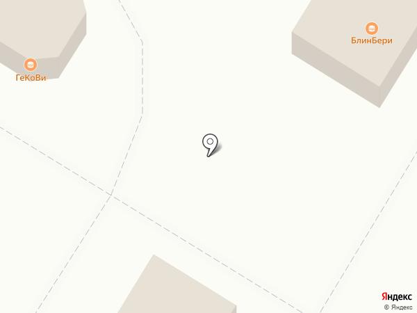 ГеКоВи на карте Волгограда