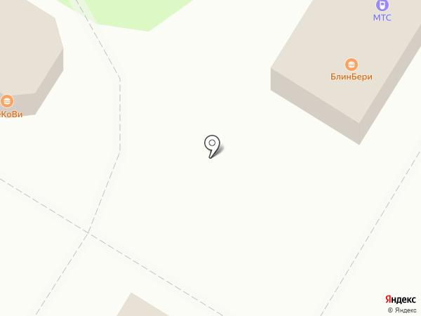 БлинМастер на карте Волгограда