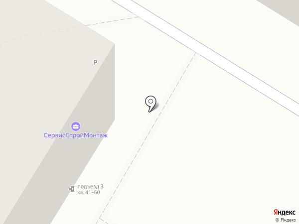 Промбезопасность на карте Волгограда