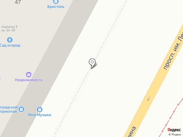 ФОКУС на карте Волгограда
