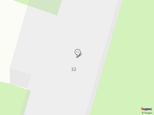 Открытая (сменная) общеобразовательная школа №24 на карте Волгограда