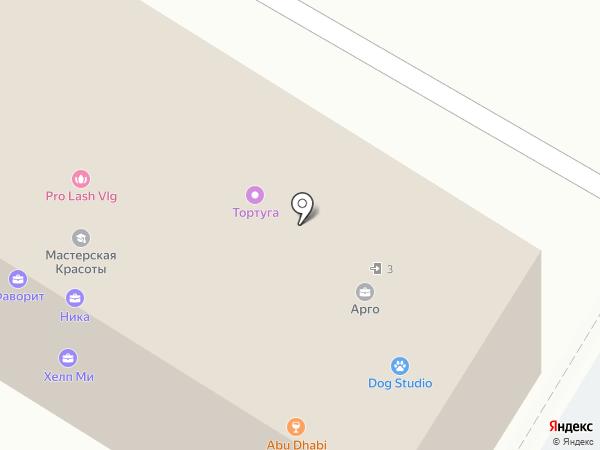OMLET на карте Волгограда