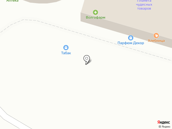 Мастер Фуд на карте Волгограда