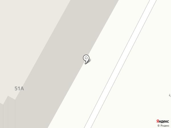 Лидия на карте Волгограда