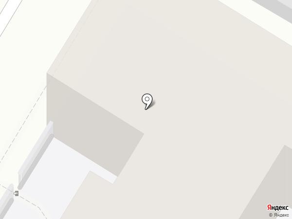 Олимп, ГАУ на карте Волгограда