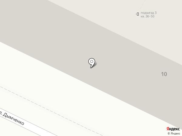 АТМОСФЕРА на карте Волгограда