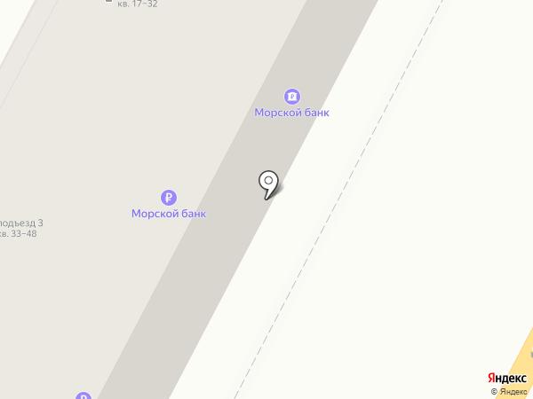 Спецэлектрод на карте Волгограда