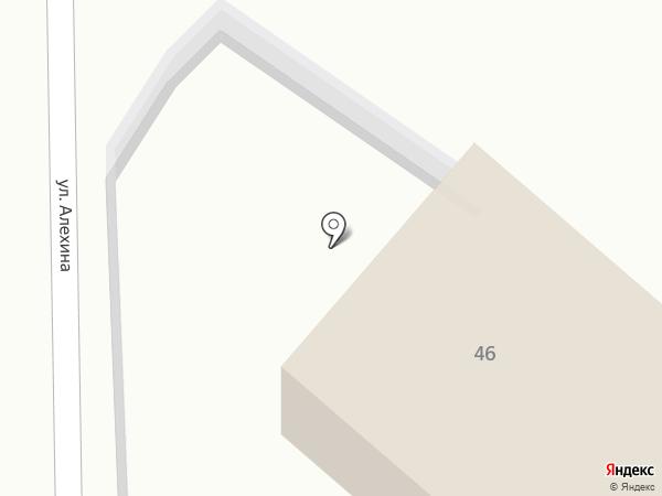 Мастерская по удалению вмятин без покраски на карте Волгограда