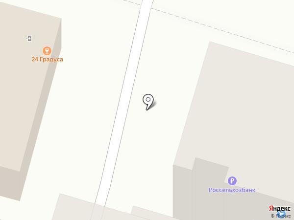 Россельхозбанк на карте Волгограда