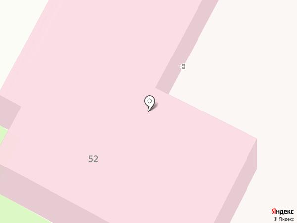 Волгоградский областной клинический противотуберкулезный диспансер на карте Волгограда