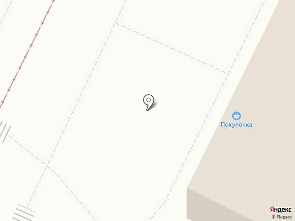 Мега на карте Волгограда