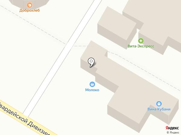 Тахат на карте Волгограда