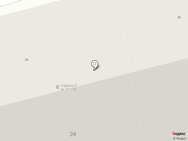 Рокайль на карте Волгограда