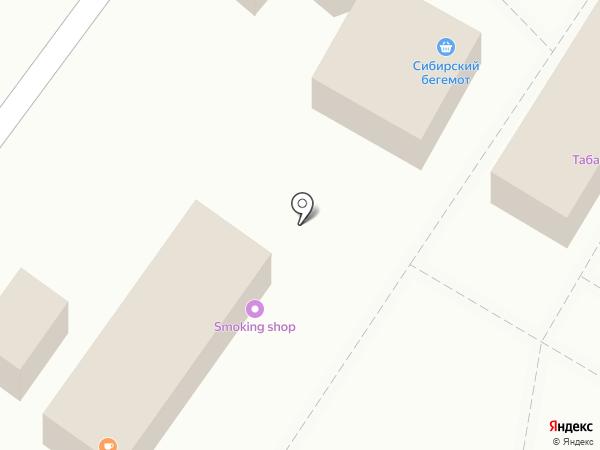 Магазин по продаже овощей и фруктов на карте Волгограда