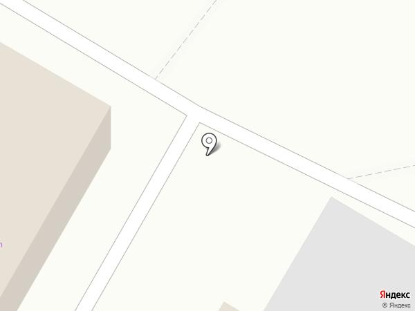 Тандыр на карте Волгограда