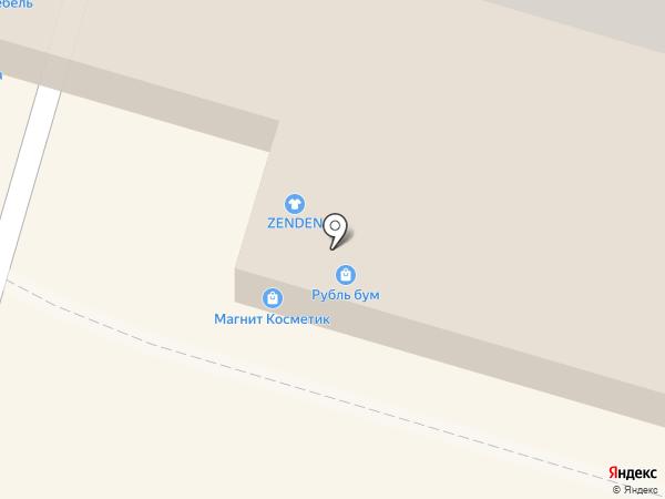Магазин аксессуаров для сотовых телефонов на карте Волгограда