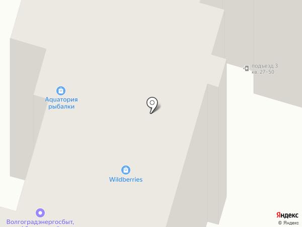 Наш Дом, ТСЖ на карте Волгограда