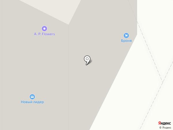 Вирт на карте Волгограда