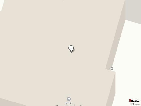 Сказочные люди на карте Волгограда