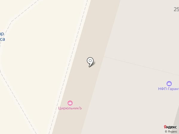 Магазин аксессуаров на карте Волгограда