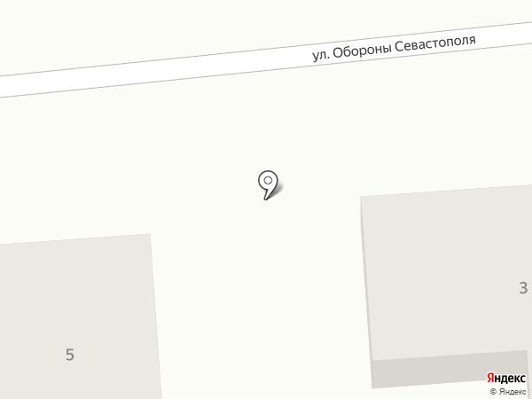 ВПО на карте Волгограда